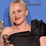 Patricia Arquette's Golden Globe and Her Hair